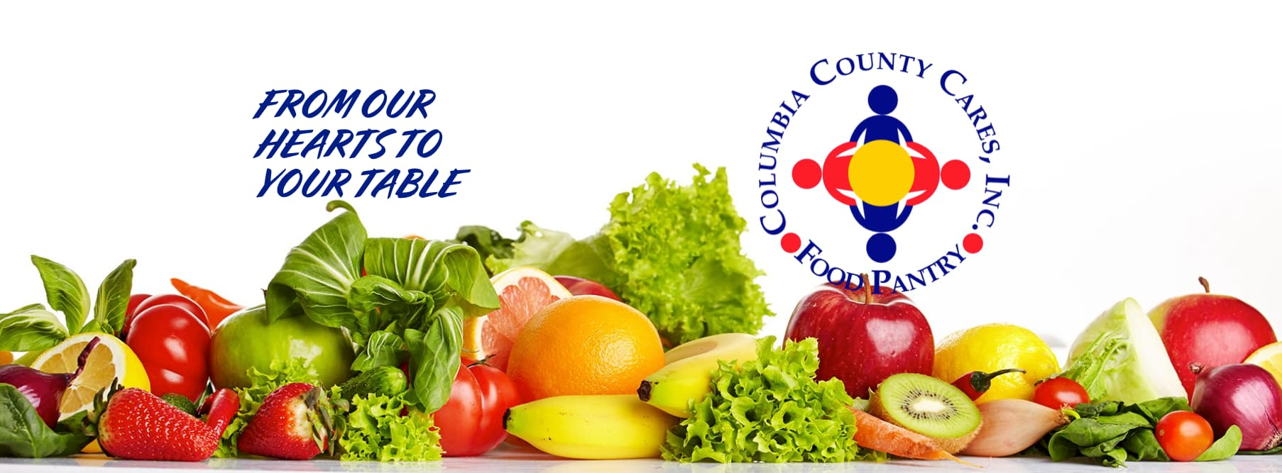 Columbia County Cares food bank
